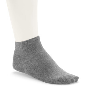 Birkenstock Cotton Sole Sneaker Socks Men gray mel